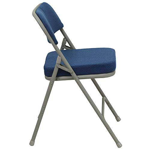 Dimensions of Flash Furniture HERCULES Cushioned Metal Folding Chair