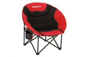 KingCamp Moon Saucer Camping Leisure Chair Review: Experience Extraordinary Comfort
